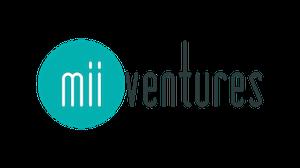 Logo mii ventures GmbH
