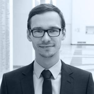 Porträt Johannes Hauptmann