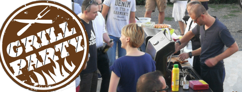 Gründerstammtisch Edition Grill Party