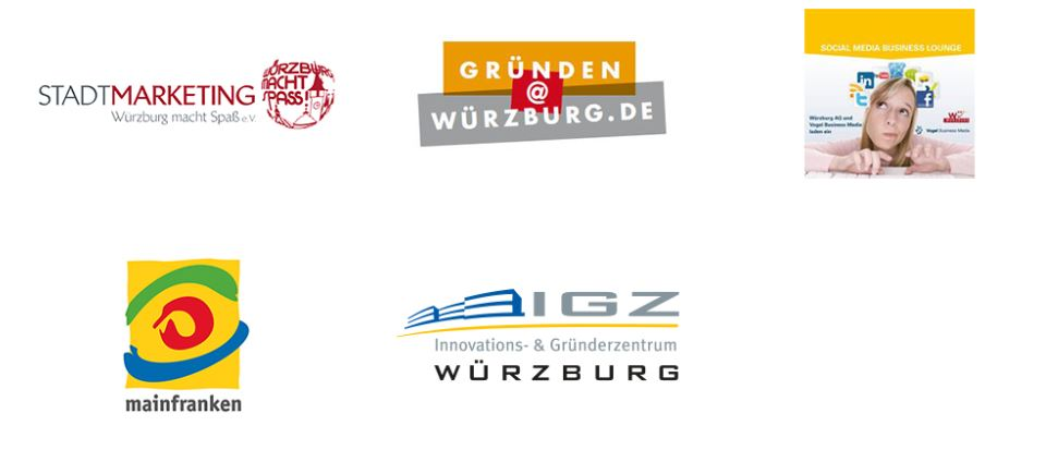 Logos der wueww Netzwerkpartner