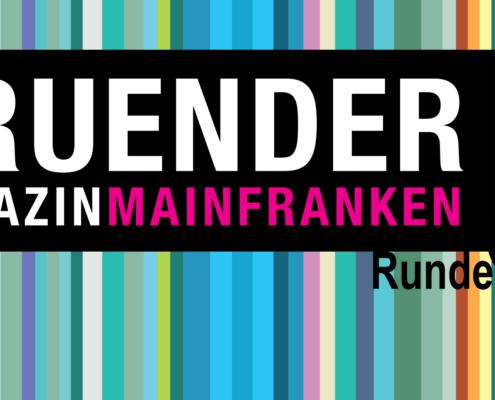 Gründermagazin Mainfranken Titelbild Streifen