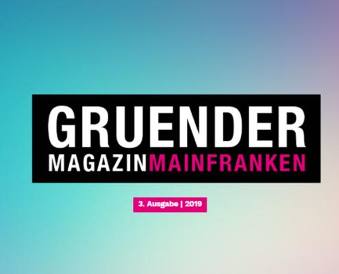 Titelseite Gründermagazin