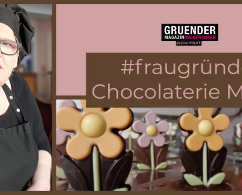 #fraugründet: chocolaterie molina schweinfurt