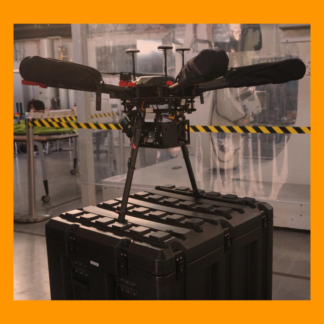 Forum Drohnentechnologie
