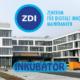 Baustelle Inkubator von Außen