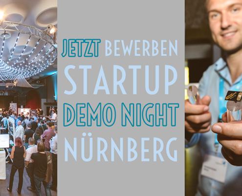 demo night startuü nürnberg