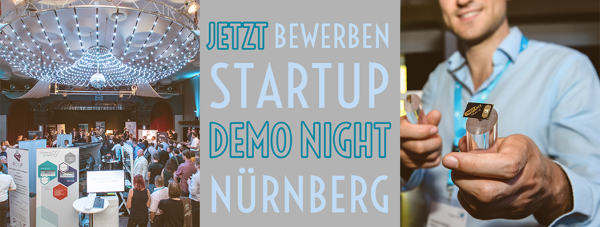 demo night startuü nürnberg