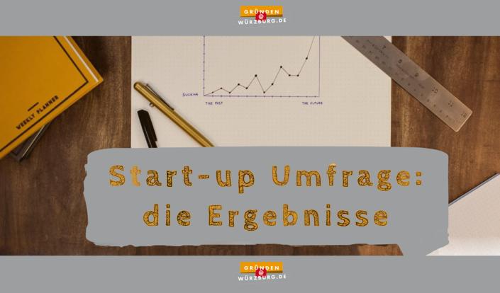 start-up umfrage titelbild