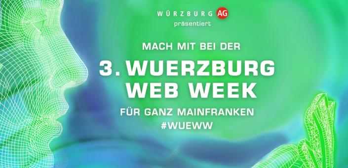 Würzburg Web Week, Digitalisierung, Veranstaltungen, Programm